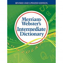 MW-6794 - Merriam Websters Intermediate Dictionary in Reference Books
