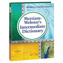 MW-6978 - Merriam Websters Intermediate Dictionary in Reference Books