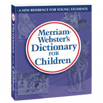 MW-7302 - Merriam Websters Dictionary For Children in Reference Books