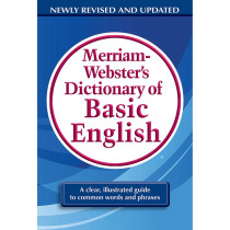 MW-7319 - Merriam Websters Dictionary Of Basic English in Reference Books
