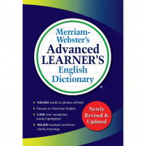 MW-7364 - Advanced Learner English Dictionary Merriam Webster in Reference Books