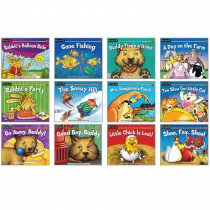 NL-0131 - Rising Readers Leveled Books Fiction Set in Leveled Readers