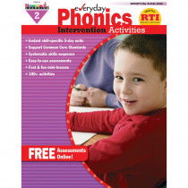 NL-0416 - Everyday Phonics Gr 2 Intervention Activities in Phonics