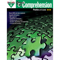 NL-1303 - Common Core Comprehension Gr 6 in Comprehension
