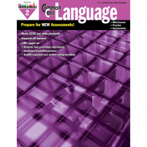 NL-2160 - Common Core Practice Language Gr 2 Book in Language Skills