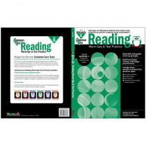 NL-2266 - Common Core Reading Gr 6 Warmups & Test Practice in Language Arts