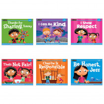 NL-2270 - Myself Readers 6Pk I Get Along With Others Small Book in Self Awareness
