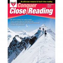 NL-3273 - Conquer Close Reading Gr 4 in Reading Skills
