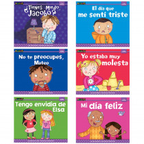 NL-3320 - I Have Feelings Spanish 6 Pack Book Myself Readers in Books