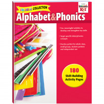 NL-4683 - Alphabet And Phonics Activities in Phonics