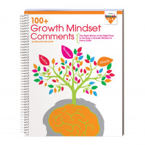 NL-4688 - 100 Growth Mindst Comments Gr 3/4 in Motivational
