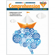 NL-5410 - Mini Lessons & Practice Compre Gr 3 Meaningful in Comprehension