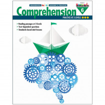 NL-5413 - Mini Lessons & Practice Compre Gr 6 Meaningful in Comprehension