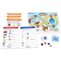NP-221920 - Lang Arts Learning Centers Vowel Digraphs in Learning Centers