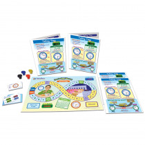 NP-236913 - Math Learning Centers Telling Time in Learning Centers