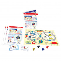 Electricity & Magnetism Learning Center, Grades 3-5 - NP-246949 | New Path Learning | Magnetism