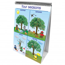 NP-340024 - Flip Charts Weather & Sky Early Childhood Science Readiness in Weather