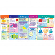 NP-936506 - Perimeter Circumference Area Bb St & Volume in Math