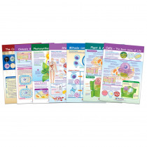 Cells Bulletin Board Chart Set, Grades 3-5 - NP-947001 | New Path Learning | Science
