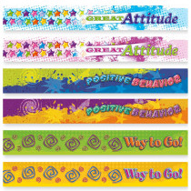 NST2502 - Arm Charms Positive Behavior in Motivational