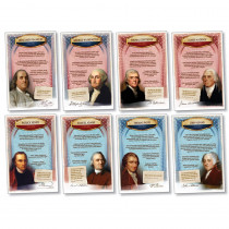 NST3075 - Americas Founders Bulletin Board Set in Social Studies