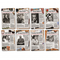 NST3078 - Civil Rights Pioneers Bulletin Board Set in Social Studies