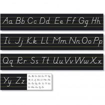 NST9032 - Modern Manuscript Alphabt Line Blck in Alphabet Lines