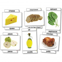 NST9084 - Food Language Cards in Health & Nutrition