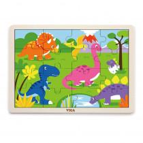 OTC51452 - Dinosaur Classic Puzzle in Puzzles