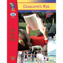 OTM1423 - Charlottes Web Lit Link Gr 4-6 in Literature Units