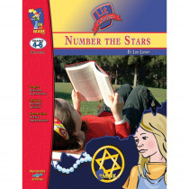 OTM14244 - Number The Stars Lit Link Gr 4-6 in Literature Units