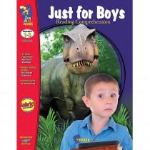 OTM1887 - Just For Boys Reading Comprehension Gr 1-3 in Comprehension