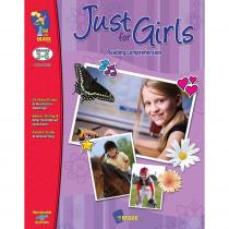 OTM1889 - Just For Girls Reading Comprehension Gr 3-6 in Comprehension