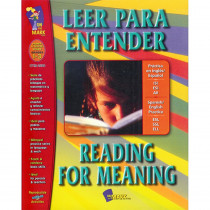OTM2528 - Leer Para Entender Reading For Meaning in Language Arts