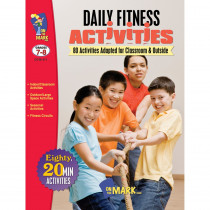 OTM411 - Daily Fitness Activities Gr 7-8 in Physical Fitness