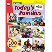 OTM822 - Todays Families Gr 2-3 in Cultural Awareness