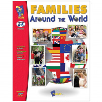 OTM823 - Families Around The World Gr 4-6 in Cultural Awareness