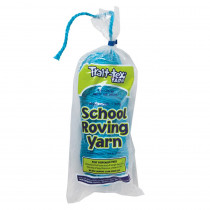 3-Ply School Roving Yarn Skein, Light Blue, 8 oz., 150 Yards - PAC0007161 | Dixon Ticonderoga Co - Pacon | Yarn