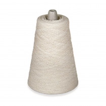 PAC09011 - Natural Cotton Warp Yarn 4P 800Yds in Yarn