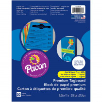 PAC1000028 - Premium Tagboard Marine Blue in Tag Board