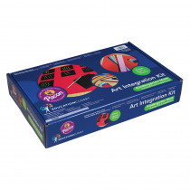 Math Art Integration Kit, Measurement, 1st Grade - PAC1000104 | Dixon Ticonderoga Co - Pacon | Measurement