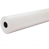 PAC100599 - Decorol Art Roll 36X500 White in Bulletin Board & Kraft Rolls