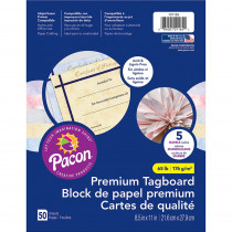 PAC101165 - Marble Tagboard Assortment in Tag Board