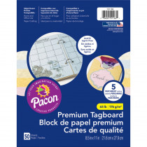 PAC101166 - Parchment Tagboard Assortment in Tag Board