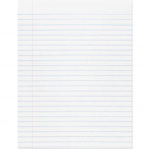 PAC2431 - Composition Paper 500 Shts 8.5 X 11 in Handwriting Paper