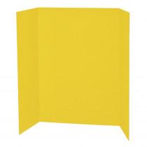 PAC3769 - Yellow Presentation Board 48X36 in Presentation Boards