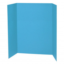 PAC3771 - Sky Blue Presentation Board 48X36 in Presentation Boards