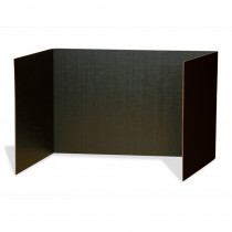 PAC3791 - Black Privacy Board 48 X 16 in Wall Screens