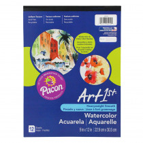 PAC4910 - Art1st Watercolor Pad in Art