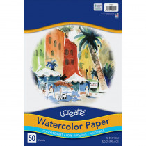 PAC4927 - Art1st Watercolor Pads 12 X 18 in Art